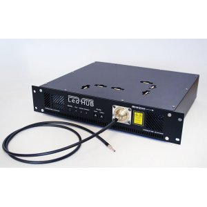 High Power LED light source - up to 6 different wavelengths