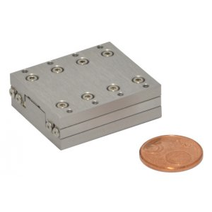 Compact and precise piezo linear stages - Xeryon