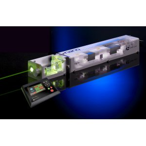 Compact High Energy Pulsed Nd:YAG Lasers