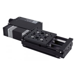 Motorized Linear Stages with Built-in Motor Encoder & Controller