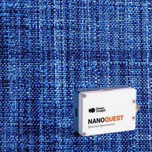 Identifying Textiles with Extended-range NIR Spectroscopy