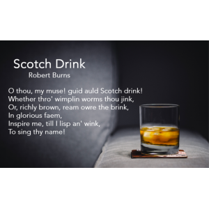 Keeping Whisky Safe with Raman Spectroscopy