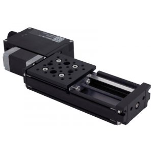 Miniature Motorized Linear Stages with Built-in Controller