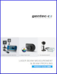Gentec catalogue laser measurement 2019