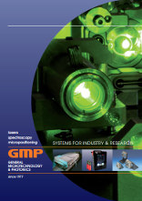 GMP SA catalogue 2014 - First page
