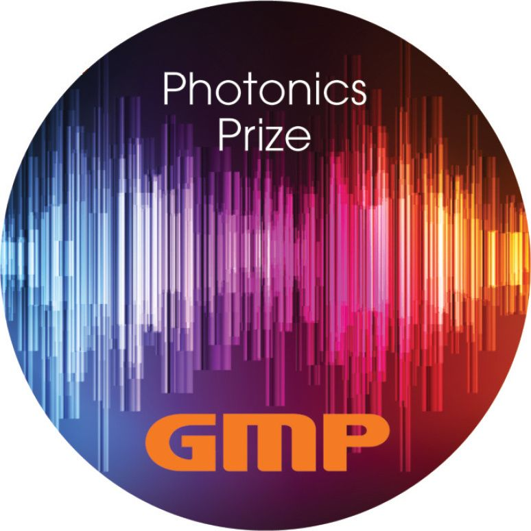 GMP Prize 2019 logo