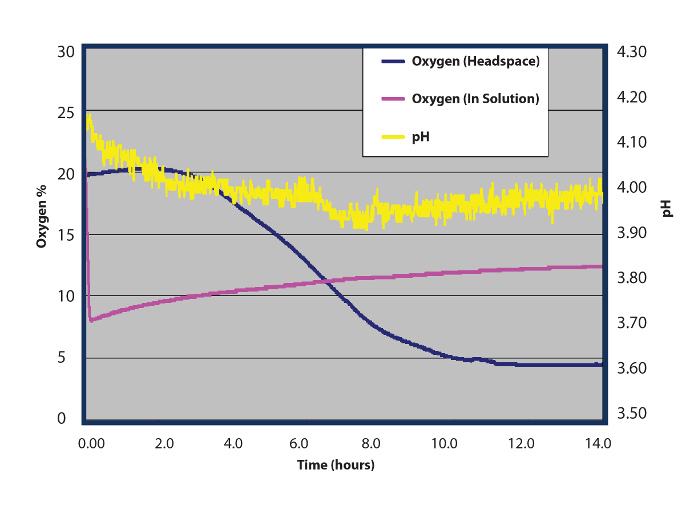 Red Grape Fermentation: Oxygen and pH