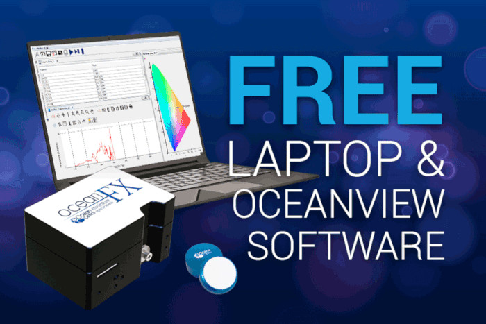 Free laptop & oceanview software
