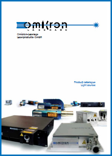 Omicron Laser Catalogue